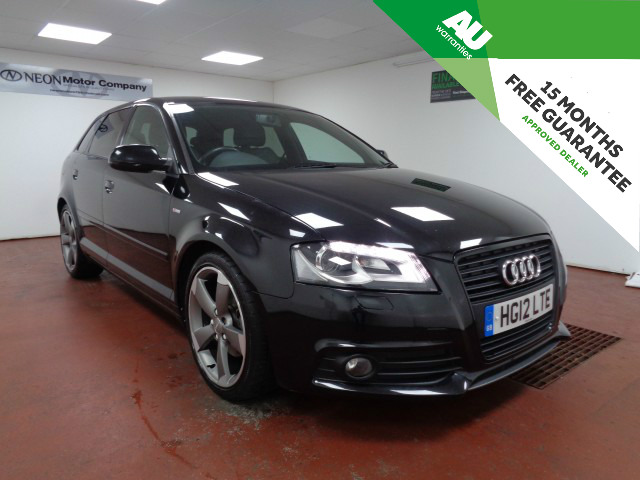 Used AUDI A3 2.0 SPORTBACK TDI S LINE SPECIAL EDITION 5DR in West Yorkshire