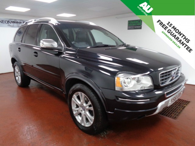 Used VOLVO XC90 2.4 D5 EXECUTIVE AWD 5DR AUTOMATIC in West Yorkshire