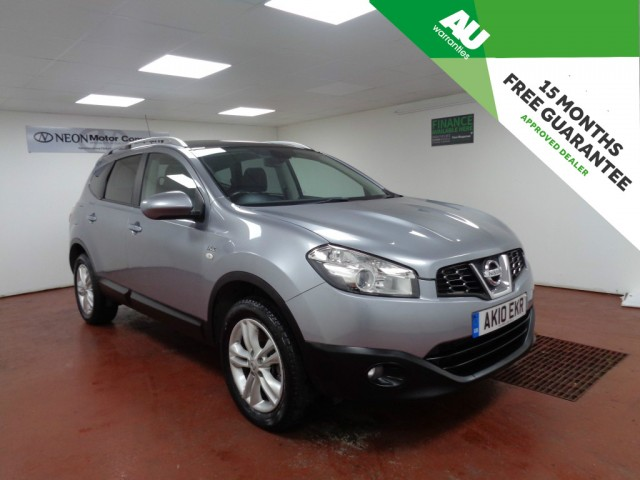 Used NISSAN QASHQAI 2.0 N-TEC PLUS 2 DCI 5DR in West Yorkshire
