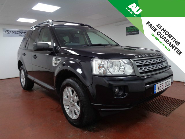 Used LAND ROVER FREELANDER 2.2 TD4 XS 5DR in West Yorkshire