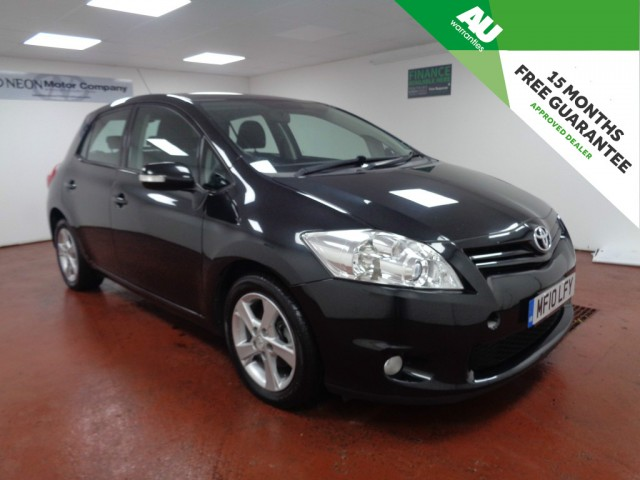 Used TOYOTA AURIS 1.3 TR VVT-I 5DR in West Yorkshire