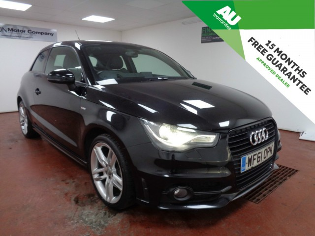 Used AUDI A1 1.4 TFSI S LINE 3DR in West Yorkshire