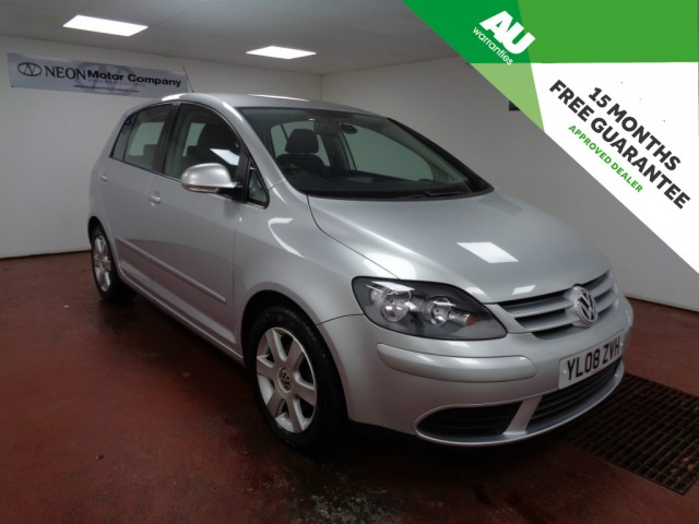 Used VOLKSWAGEN GOLF PLUS 1.9 SE TDI DSG 5DR SEMI AUTOMATIC in West Yorkshire