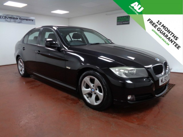 Used BMW 3 SERIES 2.0 320D EFFICIENTDYNAMICS 4DR in West Yorkshire