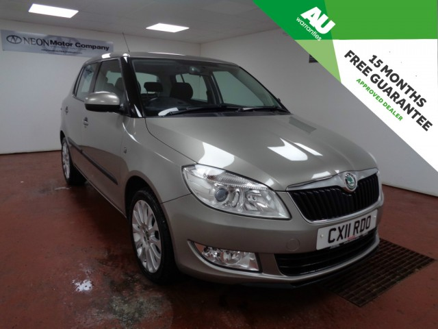 Used SKODA FABIA 1.2 ELEGANCE TSI 5DR in West Yorkshire