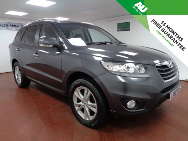 Used HYUNDAI SANTA FE 2.2 PREMIUM CRDI 5DR AUTOMATIC in West Yorkshire