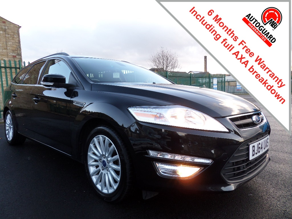 FORD MONDEO 2.0 ZETEC BUSINESS EDITION TDCI 5DR
