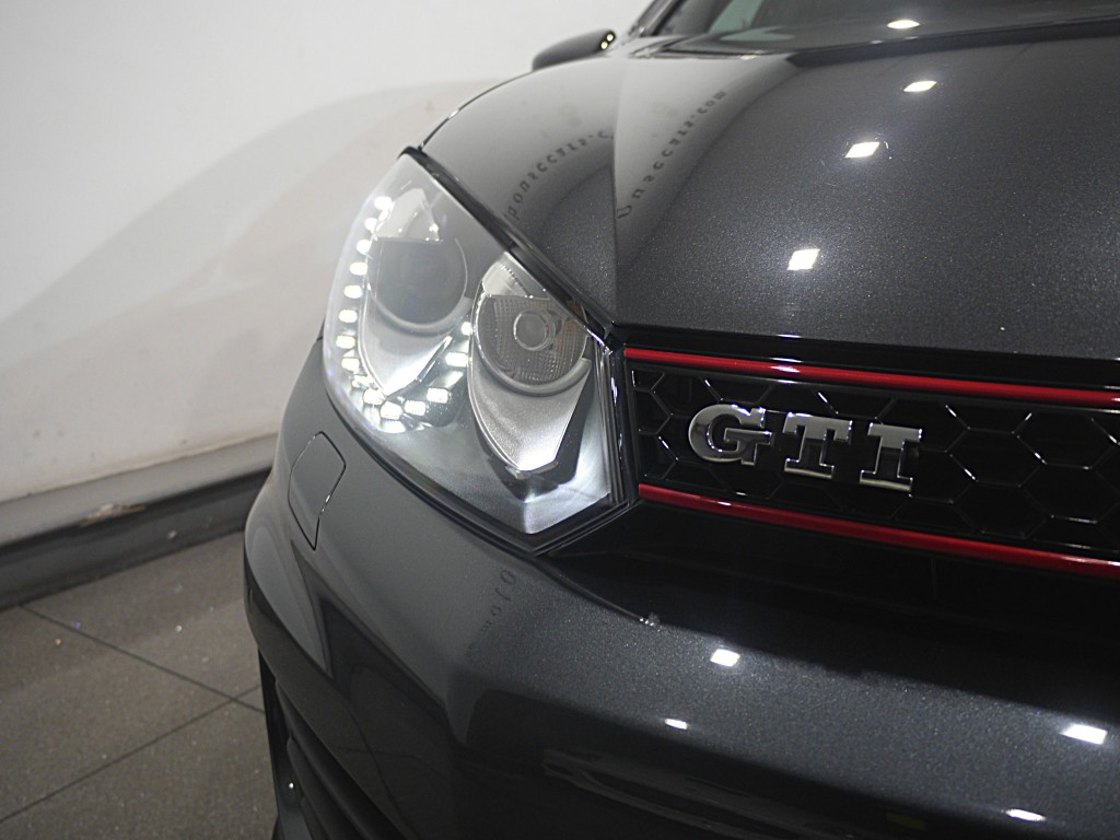 VOLKSWAGEN GOLF 2.0 GTI EDITION 35 5DR SEMI AUTOMATIC