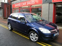 VAUXHALL ASTRA 1.4 BREEZE 5DR