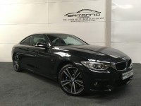 BMW 4 SERIES 3.0 430D XDRIVE M SPORT 2DR AUTOMATIC - 267208