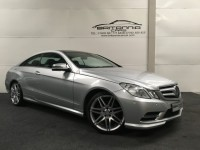 MERCEDES-BENZ E-CLASS 3.0 E350 CDI BLUEEFFICIENCY SPORT 2DR AUTOMATIC - 267218