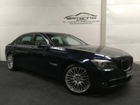 BMW 7 SERIES 3.0 730LD SE 4DR AUTOMATIC - 266442