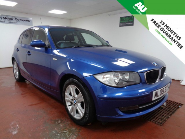 Used BMW 1 SERIES 2.0 118D SE 5DR AUTOMATIC in West Yorkshire