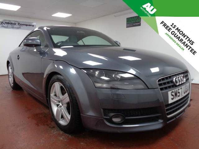 Used AUDI TT 2.0 TFSI 3DR in West Yorkshire