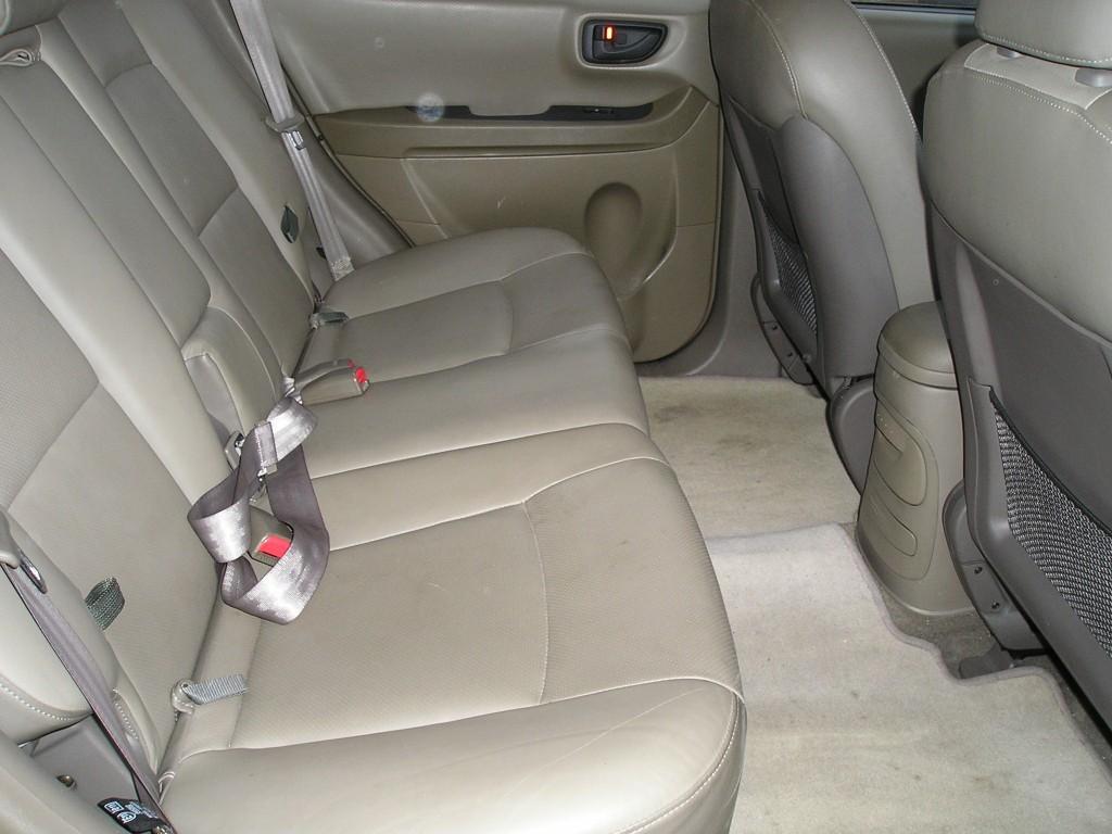 HYUNDAI SANTA FE 2.7 CDX V6 5DR AUTOMATIC