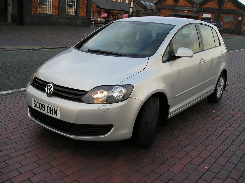 VOLKSWAGEN GOLF PLUS 1.4 S 5DR