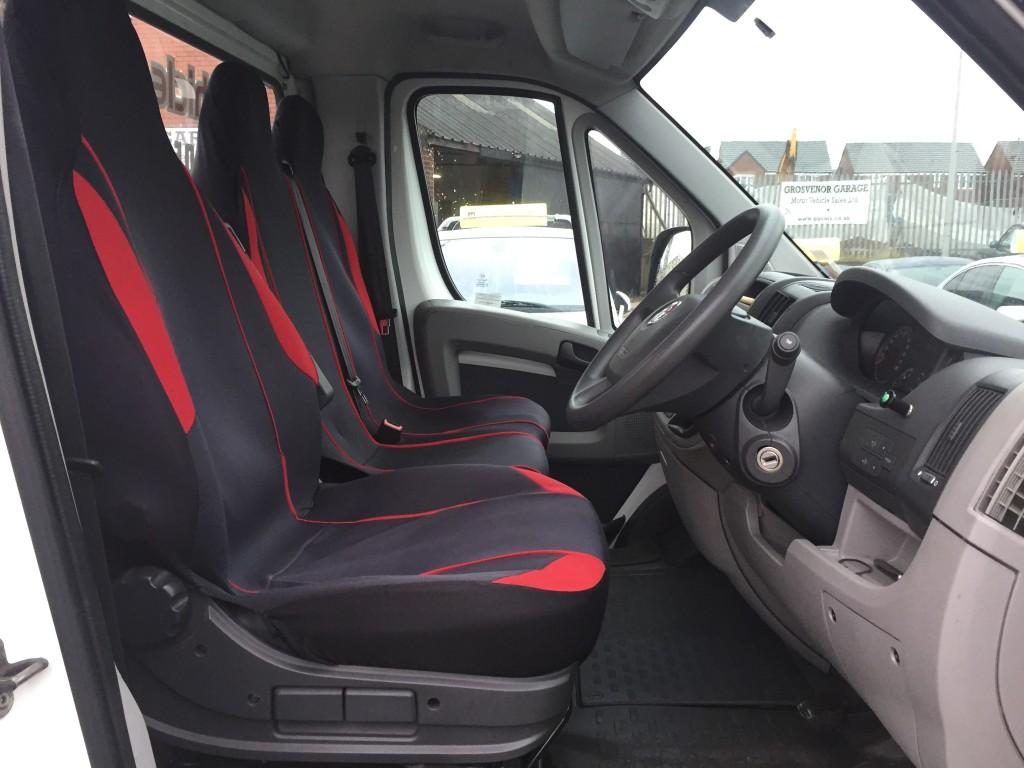 FIAT DUCATO 2.3 35 LWB MJ 120