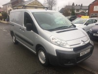 CITROEN DISPATCH 2.0 1000 L1H1 SWB HDI 120