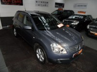 NISSAN QASHQAI 2.0 TEKNA +2 DCI 4WD SAT NAV GLASS ROOF HEATED LEATHER 7 SEATS CLIMATE CONTROL GREAT SPEC FSH