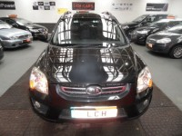 KIA SPORTAGE 2.0 XE 5 door half leather interior climate control alloy wheels 1 owner fsh AA approved hpi clear