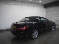 MERCEDES-BENZ E-CLASS 3.5 E350 CGI BLUEEFFICIENCY SPORT 2DR AUTOMATIC