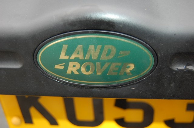 LAND ROVER DISCOVERY 2.5 LANDMARK TD5 5DR