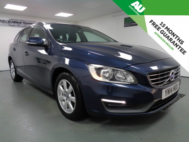 Used VOLVO V60 2.0 D4 BUSINESS EDITION 5DR in West Yorkshire