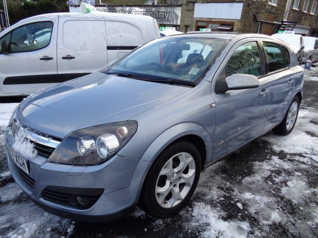 Used VAUXHALL ASTRA 1.6 SXI 16V TWINPORT 5DR in West Yorkshire