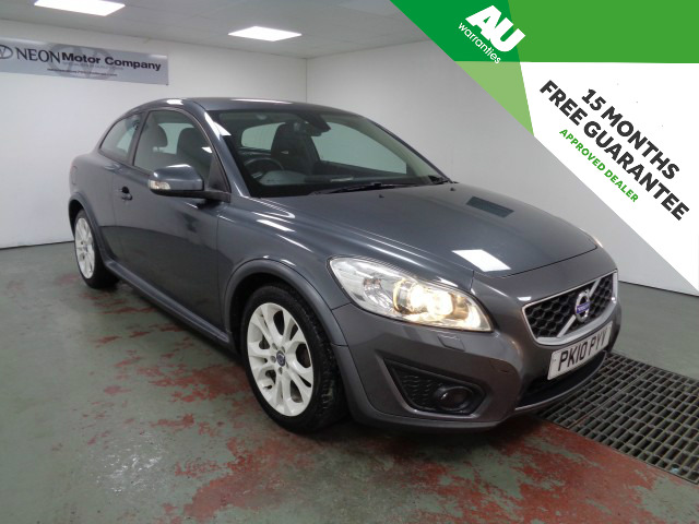 Used VOLVO C30 1.6 D DRIVE SE 3DR in West Yorkshire