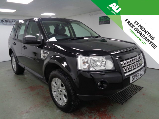 Used LAND ROVER FREELANDER 2.2 TD4 XS 5DR AUTOMATIC in West Yorkshire