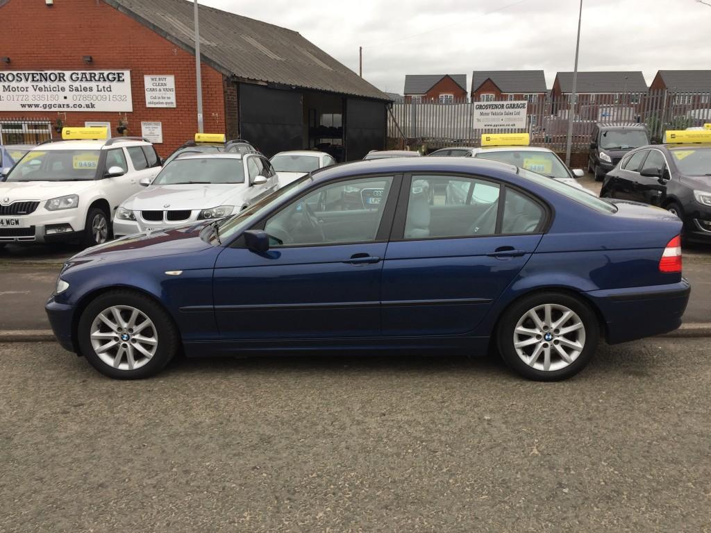 BMW 3 SERIES 2.0 320D ES 4DR