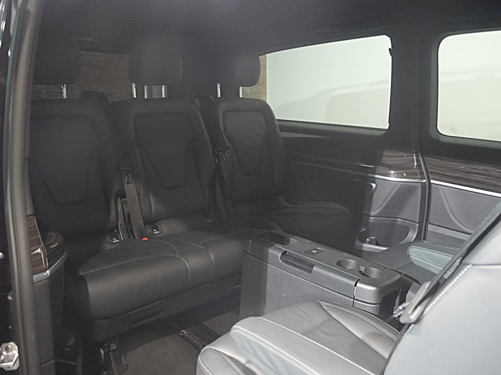 MERCEDES-BENZ V-CLASS 2.1 V250 BLUETEC SPORT 5DR AUTOMATIC