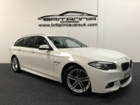 BMW 5 SERIES 3.0 530D M SPORT TOURING 5DR AUTOMATIC - 271547