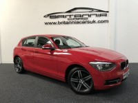BMW 1 SERIES 1.6 116I SPORT 5DR AUTOMATIC - 270807