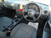 AUDI A3 1.9 TDI SPECIAL EDITION 3DR a/c alloys grey interior 2007 fsh 2 pre owner AA approved hpi clear