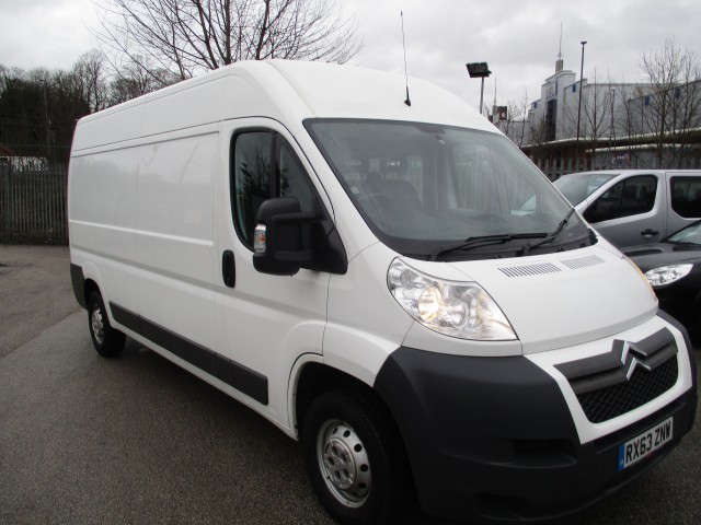 CITROEN RELAY 2.2 35 L3H2 ENTERPRISE HDI