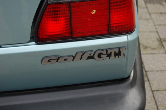 VOLKSWAGEN GOLF 1.8 GTI 3DR