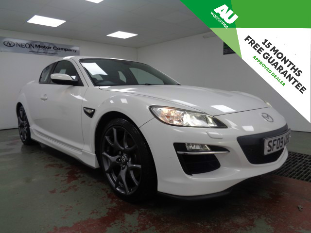 Used MAZDA RX8 2.6 R3 4DR in West Yorkshire