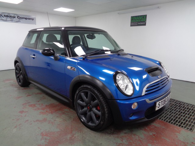 Used MINI HATCH 1.6 COOPER S 3DR in West Yorkshire