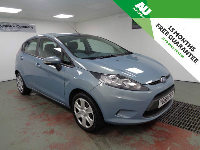 Used FORD FIESTA 1.2 STYLE PLUS 5DR in West Yorkshire