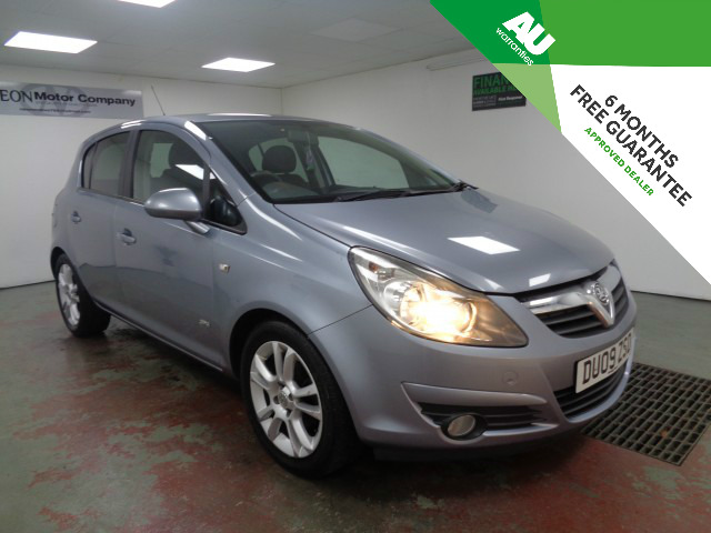 Used VAUXHALL CORSA 1.2 SXI A/C 16V 5DR in West Yorkshire