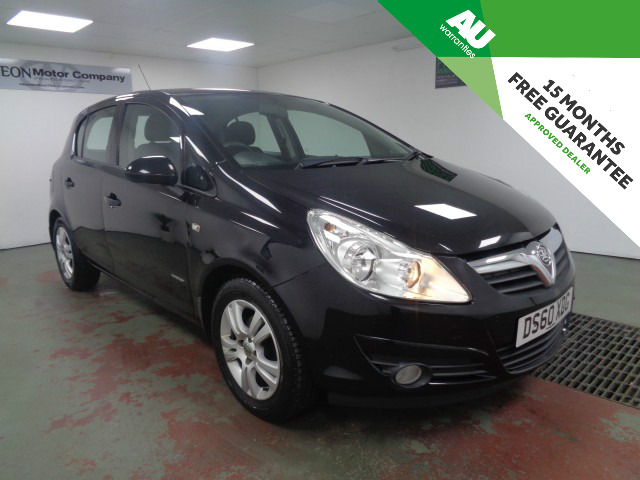 Used VAUXHALL CORSA 1.2  ENERGY CDTI ECOFLEX 5DR in West Yorkshire