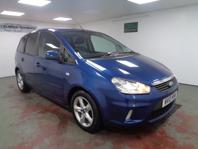 Used FORD C-MAX 1.6 ZETEC 5DR in West Yorkshire