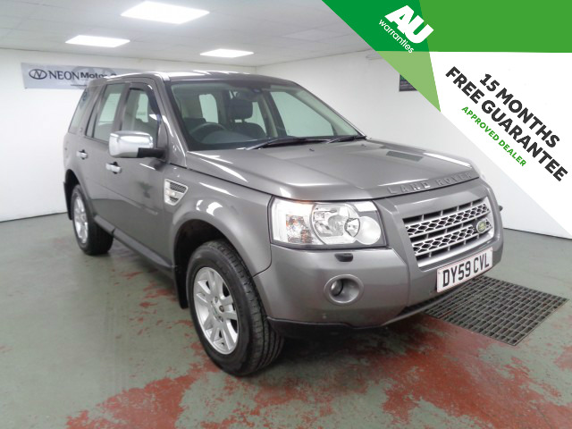 Used LAND ROVER FREELANDER 2.2 TD4 E XS 5DR in West Yorkshire