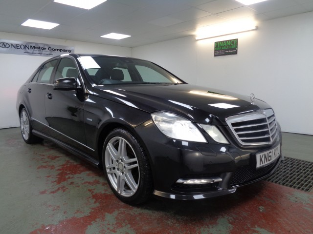 Used MERCEDES-BENZ E-CLASS 3.0 E350 CDI BLUEEFFICIENCY SPORT ED125 4DR AUTOMATIC in West Yorkshire
