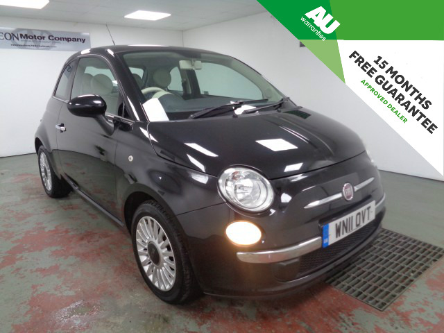 Used FIAT 500 1.2 LOUNGE 3DR in West Yorkshire