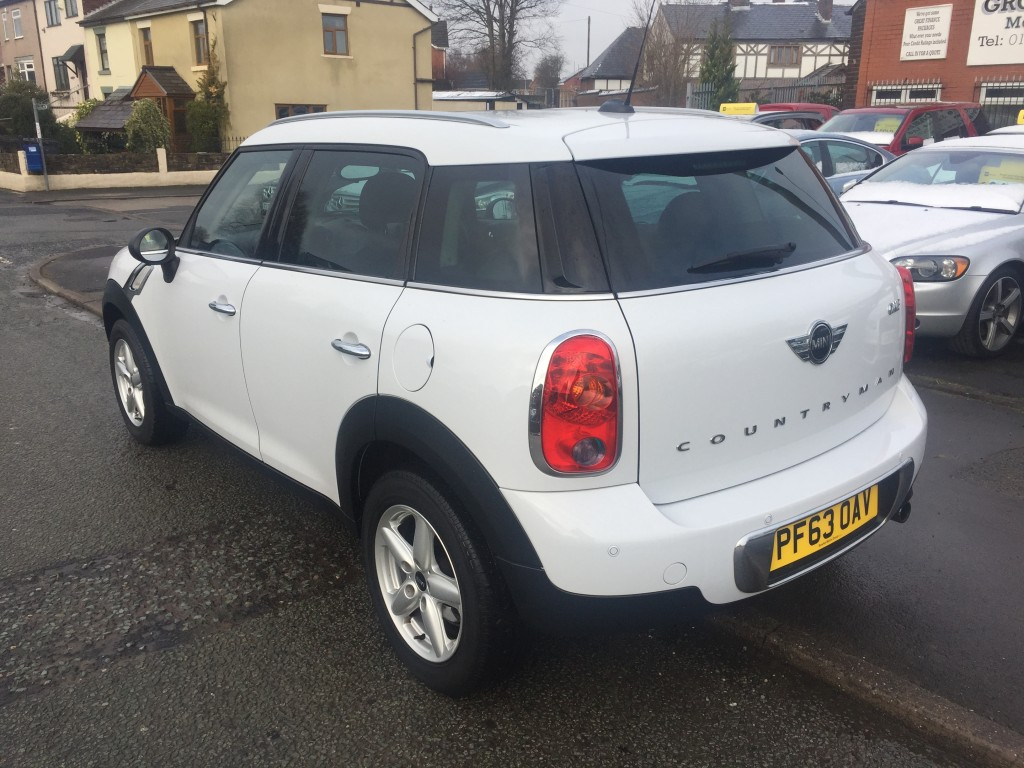 MINI COUNTRYMAN 1.6 ONE 5DR