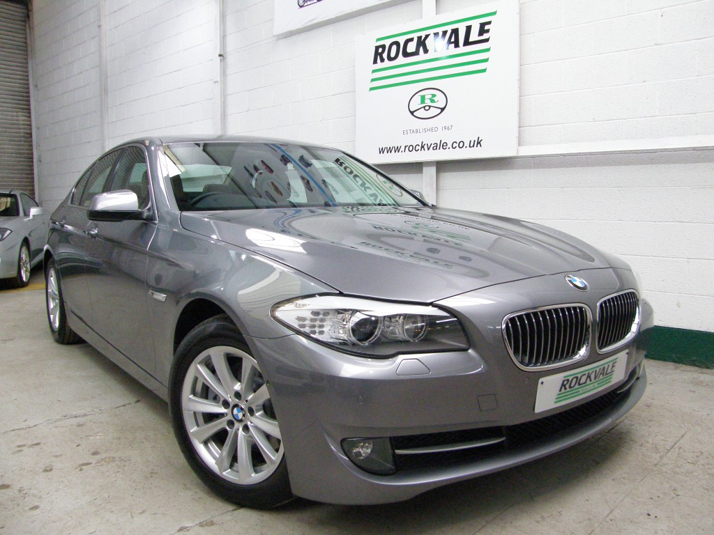 BMW 5 SERIES 3.0 523I SE 4DR