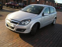 VAUXHALL ASTRA 1.6 SXI 16V TWINPORT 5DR