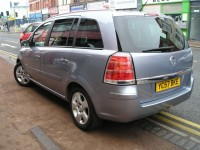 VAUXHALL ZAFIRA 1.8 BREEZE 5DR